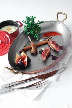 Roasted Pigeon 2-Ways by Chef Nicholas