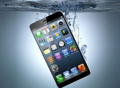 The iPhone 7 will be waterproof