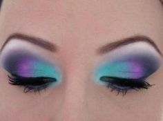 Sky is the limit ;) http://www.makeupbee.com/look.php?look_id=57095