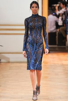 Zuhair Murad Fall 2013 Couture - Collection - Gallery - Look 1 - Style.com