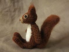Die 161 Besten Bilder Von Eichhörnchen Zum Spielen Crochet