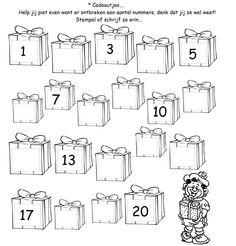 * Cadeautjes....