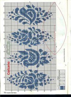 Cross Stitch Bird, Cross Stitch Borders, Cross Stitch Flowers, Cross Stitch Charts, Cross Stitch Designs, Cross Stitching, Cross Stitch Embroidery, Cross Stitch Patterns, Cross Stitch Christmas Ornaments