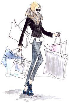 The Sketch Book – Inslee Haynes Fashion Art, Fashion Models, Fashion Beauty, Fashion Design, Ballet Fashion, White Fashion, Style Fashion, Beautiful Sketches, Moda Chic