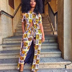 20 Places to Buy Modern African‐Inspired Clothing Online - BGLH Marketplace African Dresses For Women, African Print Dresses, African Attire, African Wear, African Women, African Prints, African Style, African Fabric, Modern African Dresses