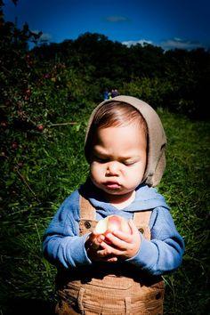 Hipster Apple Picking