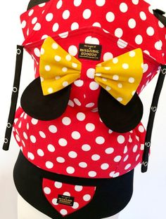 minnie mouse baby carrier - Google Search