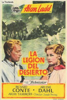 La Legión del Desierto - Programa de Cine | La Trastienda Antigua