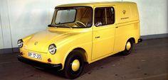 """Volkswagen Typ 147 """"Fridolin"""" (1964-1974)"""