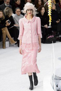 Неделя высокой моды в Париже: Chanel, весна 2015, Buro 24/7