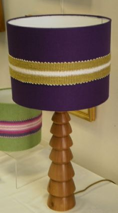 Previous Exhibitor - Gráinne Kenny textile Design Fabric Yarn, Lampshades, News Design, Textile Design, Floor Lamp, Ireland, Flooring, Interior, Furniture