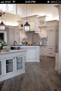 Kitchen- lighting