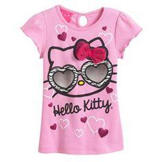 Hello Kitty Glasses Tee - Toddler #Kohls