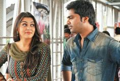 Hansika Talks About her Ex-Boy Friend, Simbu!