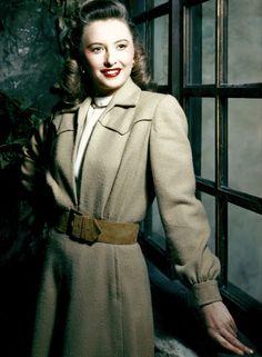 Barbara Stanwyck, 1947