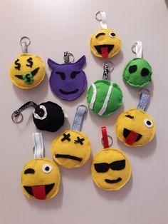 Emoji-avaimenperät