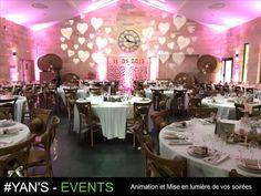 Dj Animation, Deco Led, Events, Mirror, Home Decor, White Roses, Decoration Home, Room Decor, Mirrors