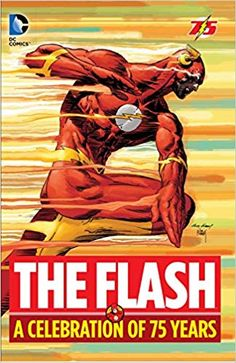 A collection of different stories about the Flash from over the years. GN FLA #book #fiction #ya #comic
