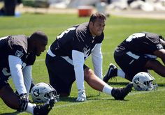 Aside from finding a middle linebacker, the Raiders need to find starters at several other positions in training camp Middle Linebacker, Acl Tear, Good Spirits, Raiders, Battle, Positivity, Camping, Seasons, Starters