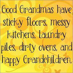 Good Grandmas!