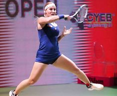 Via HUNgarianTENNIS · Domi Cibulkova def. Mona Barthel 63 62 to advance into the final @WTA #Budapest .. via Porsche:  Making her 20th career final, Cibulkova is still seaking [sic] for her first title since lifting the 2016 WTA Finals trophy.