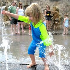 Splashparks in Columbus. This website is a great resource for Columbus moms!
