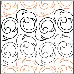 Buzz- Paper - Quilts Complete - Continuous Line Quilting Patterns Quilting Stencils, Quilting Templates, Longarm Quilting, Free Motion Quilting, Quilting Tips, Quilting Tutorials, Machine Quilting Patterns, Quilt Patterns, Straight Line Quilting