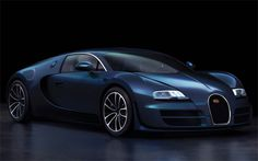 Bugatti Veyron Super Sport: The World's Most Expensive Car !