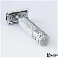 Maggard-Razors-MR8-Stainless-Steel-Handle-Double-Edge-Safety-Razor-DE-2