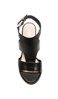 Shop for Sol Sana Isla Heel in Black at REVOLVE. Free 2-3 day shipping and returns, 30 day price match guarantee.