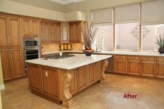 Traditional Kitchen - traditional - Kitchen Cabinets - Phoenix - S&S Custom Cabinets