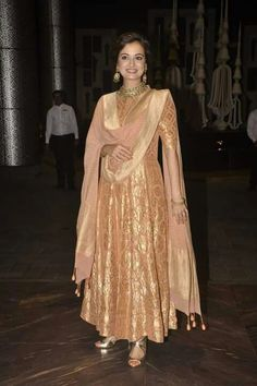 Diya mirza is very well dressed as usual !
