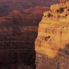 Interstate 40 is just an hour away from the Grand Canyon when it passes through Williams, Arizona.