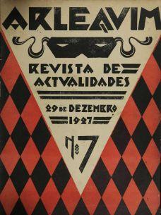 O Arlequim: Revista de atualidades, 1927