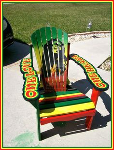 *Bob Marley* Crazy chair. More fantastic pictures and videos of *Bob Marley* on: https://de.pinterest.com/ReggaeHeart/