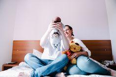 Ensaio Bebê // Lucas Recém Nascido - Amor em Foco Fotografia por Cristiane Pereira