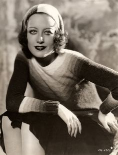 Joan Crawford c. 1930s - photo by Hurrell