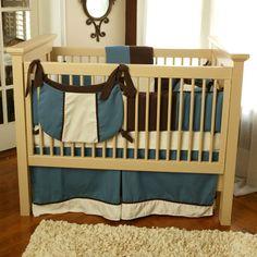 Warehouse Deal (50% off): Tucker Baby Bedding from @Poshtots