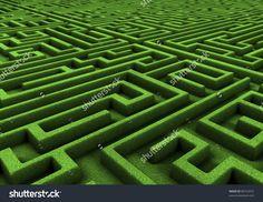 green maze - Google Search