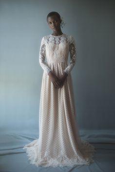 Robe de mariée Violette Tannenbaum - photography Vivienne Mok