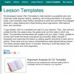 Teaching Is Easier with Our New Lesson Templates