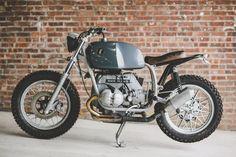 Tim Harney Motorcycles - BMW 75/6