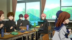 High Speed! Free! Starting Days - Kyoto Animation veröffentlicht 9. Trailer - http://sumikai.com/mangaanime/high-speed-free-starting-days-kyoto-animation-veroeffentlicht-9-trailer-80531/