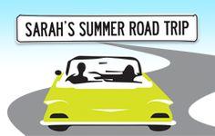 Sarah's Summer Road Trip