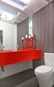 Maplewood modern-bathroom