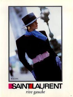 Yves Saint-Laurent 1988