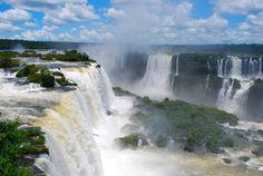 Le cascate del fiume Iguazú: uno spettacolo senza gloria