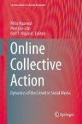 The book iluminates fundamental and powerful yet theoretically obscure aspects of collective actions in social media.