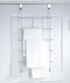 Take a look at this Over-Door Towel Organizer today!