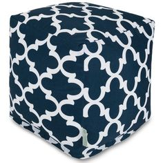 You'll love the Trellis Cube Pouf Ottoman at Wayfair - Great Deals on all Outdoor  products with Free Shipping on most stuff, even the big stuff.